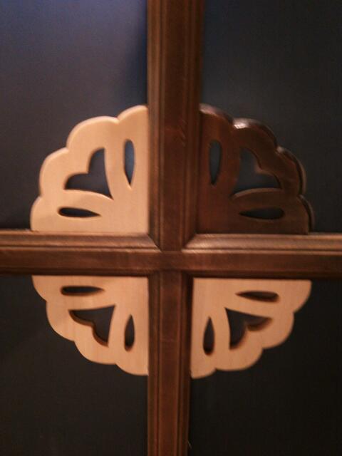 木製品隅板